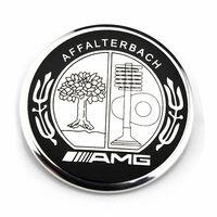Mercedes-Benz hætte Emblem AMG1 57mm