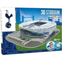 Nanostad 3D-puslespilssæt 75 dele Tottenham Hotspur Stadium