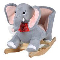 vidaXL gyngedyr elefant