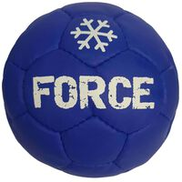 GUTA bold til høvdingebold 13 cm blød blå