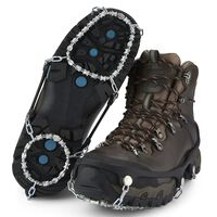 Yaktrax snekæder til sko Diamond Grip str. XL 46+ sort
