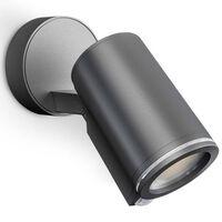 Steinel udendørs spotlampe med sensor Spot ONE Sensor Connect sort