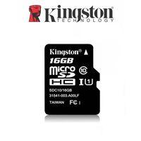 Kingston Microsdhc-kort 16 Gb Klasse 10 Uhs-1