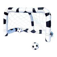 Bestway legecenter fodboldsæt 213x117x125 cm