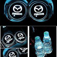 2X Mazda Led bundplade til krusholdere