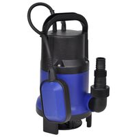 VidaXL elektrisk havedykpumpe til urent vand 400 W