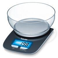 Beurer køkkenvægt KS25 3 kg sort 704.15
