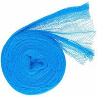 Nature fuglenet Nano 10 x 4 m blå