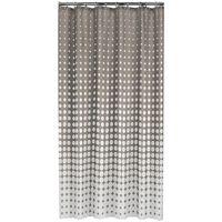 Sealskin badeforhæng Speckles 180 cm gråbrun 233601367