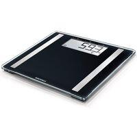 Soehnle badevægt Shape Sense Control 100 180 kg sort 63857