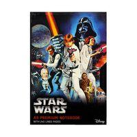Star Wars, Notesbog - A New Hope VHS