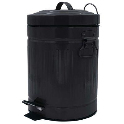 RIDDER affaldsspand Pumba 5 l sort