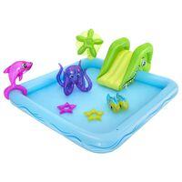 Bestway Fantastic Aquarium børnebassin 239x206x86 cm