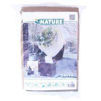 Nature frostdækken i fleece 60 g/m² 2 x 5 m beige