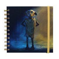 Harry Potter, Notesblok - Dobby