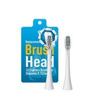 Udskiftningshoved til elektrisk tandbørste - 2pakke
