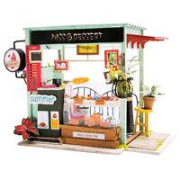 Robotime DIY-miniaturesæt Dessert Shop