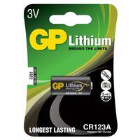 Batteri Lithium 123A 1-pack