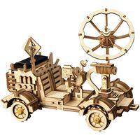 Robotime soldrevet legetøjsbil Rambler Rover