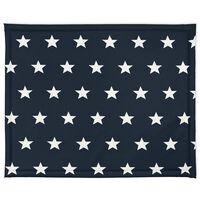 Jollein Playpen Mat 75x95 cm Little Star Dark Navy 018-512-65028
