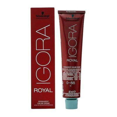 Schwarzkopf - IGORA ROYAL color creme 0-88 60 ml