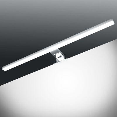 vidaXL spejllamper 4 stk. 8 W kold hvid