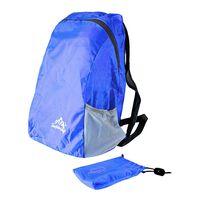 Sammenfoldelig rygsæk - Blå