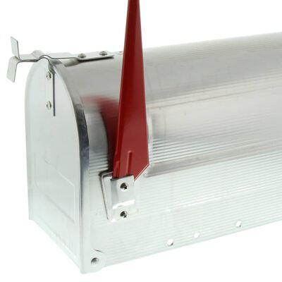 BURG-WÄCHTER postkasse Model US-Box 892 Alu