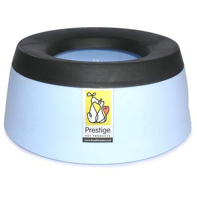 Road Refresher spildsikker kæledyrsvandskål lille blå SBRR