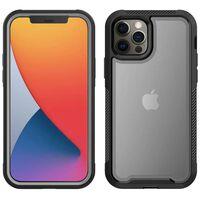 "Stødsikker Bumper Cover Apple Iphone Apple Iphone 12 Pro (6.1"")"