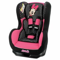 Disney autostol Cosmo SP Minnie gruppe 0+1 pink
