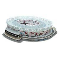 Nanostad 3D-puslespilssæt 156 dele London Olympic Stadium