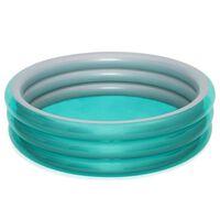 Bestway swimmingpool Big Metallic 201x53 cm rund blå