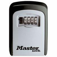 Master Lock 5401EURD vægmonteret nøgleboks kombinationslås