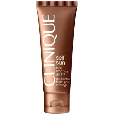 Clinique - SUN face bronzing gel tinted 50 ml