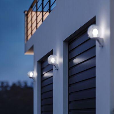 Steinel udendørslampe med sensor L 585 S LED hvid