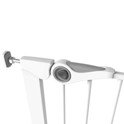 Noma sikkerhedslåge Easy Pressure Fit 75-82 cm metal hvid 93439