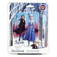 Frozen 2 / Frost 2, Skrivesæt i 2 dele