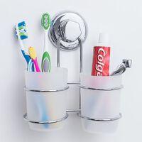 Tatkraft, ODR - Dobbelt tandbørsteholder