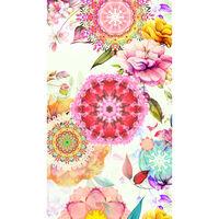 HIP badehåndklæde AMELIE 100x180 cm flerfarvet