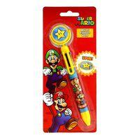 Super Mario, Flerfarvet Pen