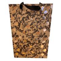 Victoria's Design Gavepose Leaves Gold 2-pack