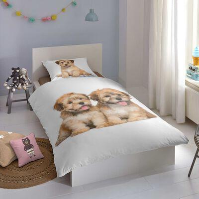Good Morning sengetøj til børn PIM 135 x 200 cm flannel