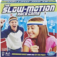 The Slow Motion Race Game