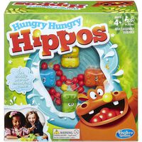 Hungry Hungry Hippos spil