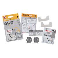 Tiger monteringsmateriale TigerFix Type 1 metal 398730046