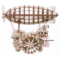 Robotime mekanisk model Airship Plane