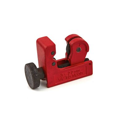 HBM rørskærer, rørskærer 3 - 22 mm.