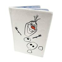 Frozen 2, Notesbog A5 - Olaf