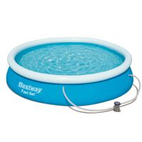 Bestway swimmingpoolsæt Fast Set 366 x 76 cm 57274